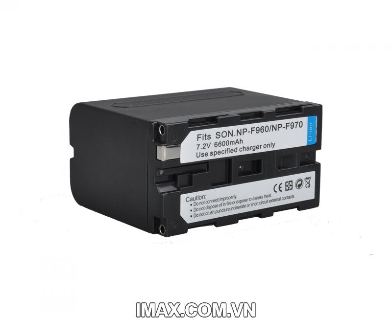 Bộ Đèn YN900 + Pin F970 + Sạc 2