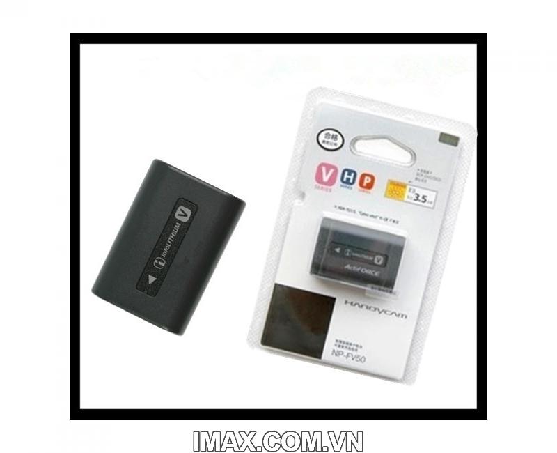 Pin Sony NP-FV50, Dung lượng cao 2