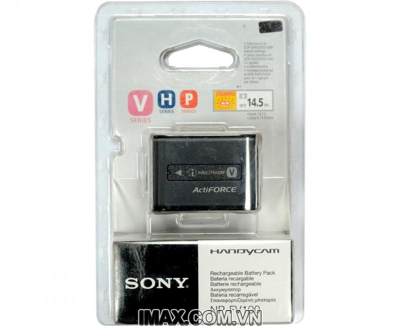 Pin Sony NP-FV100, Dung lượng cao 1