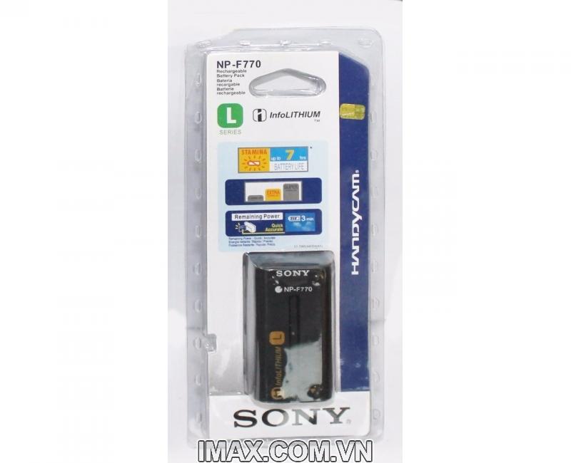 Pin Sony NP-F770, Dung lượng cao 1