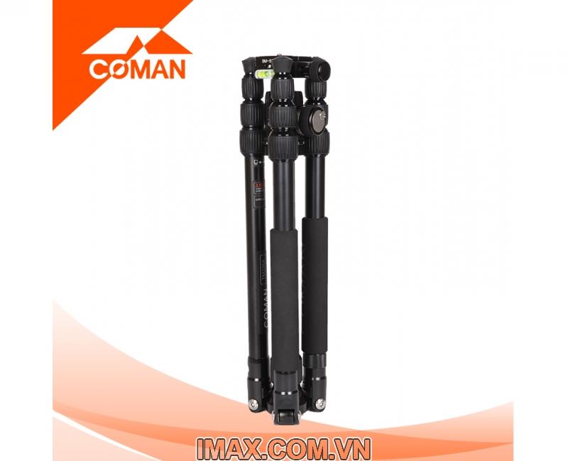 Chân máy ảnh/ Tripod Coman TM226ACO 2