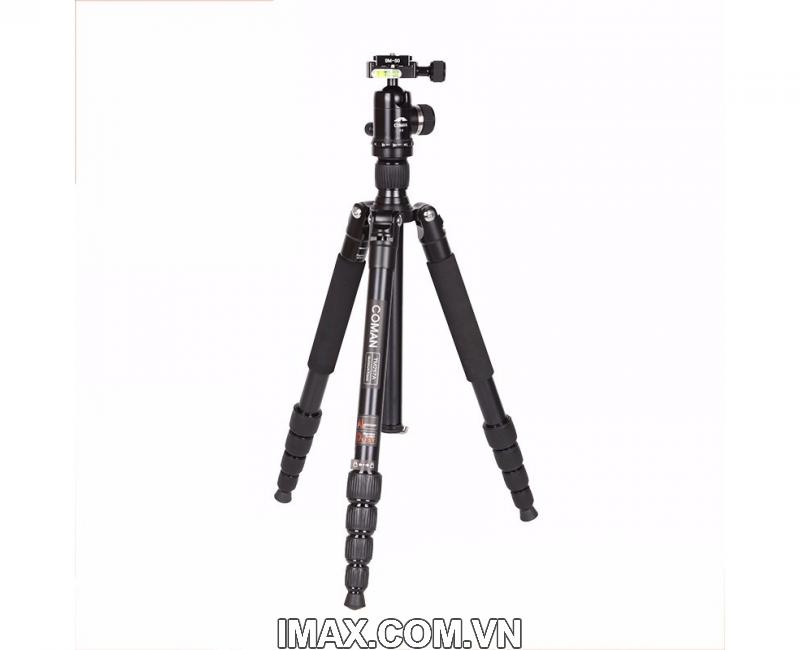 Chân máy ảnh/ Tripod Coman TM257ACO 1