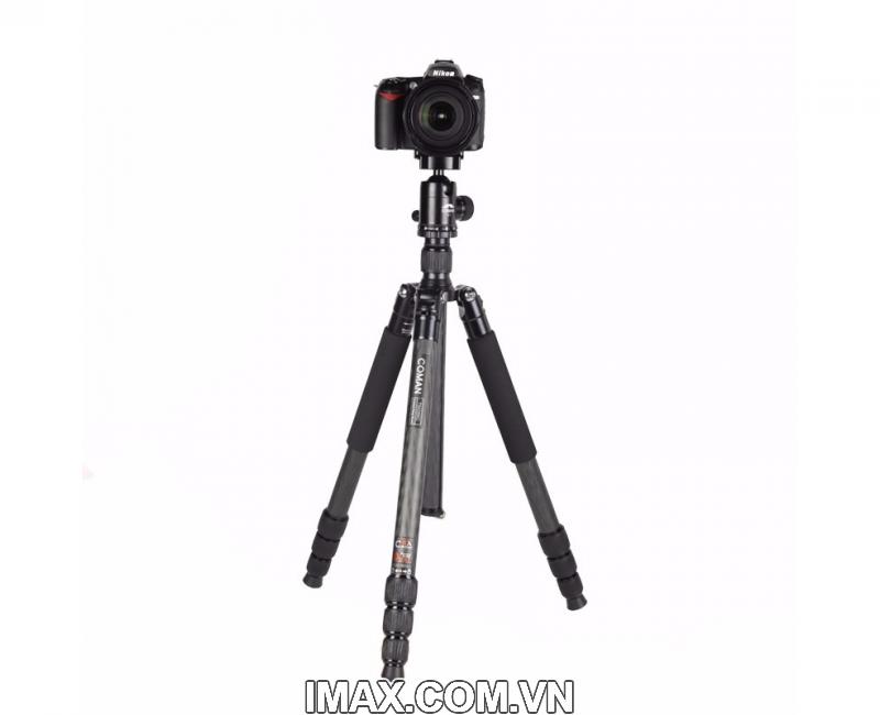 Chân máy ảnh Coman TM286CC1, Carbon 1