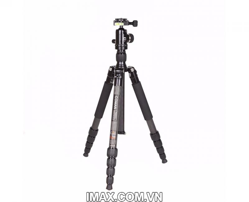 Chân máy ảnh Coman TM287CC1, Carbon 1