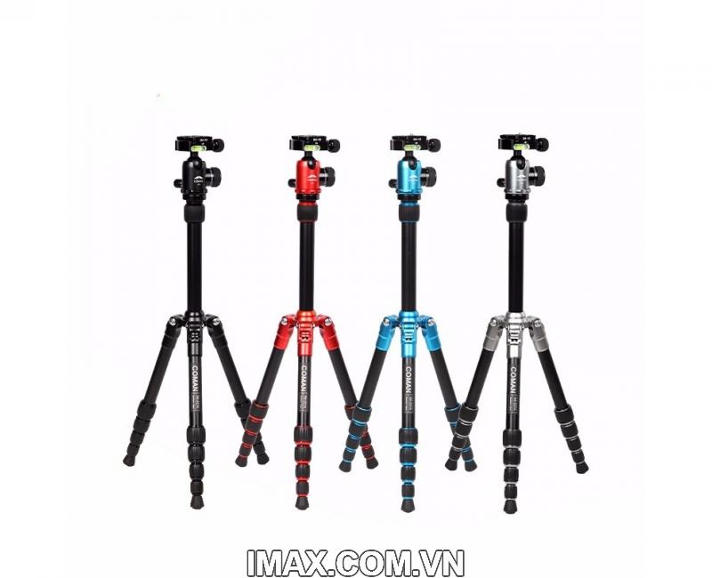 Chân máy ảnh Coman TM227AU0 1