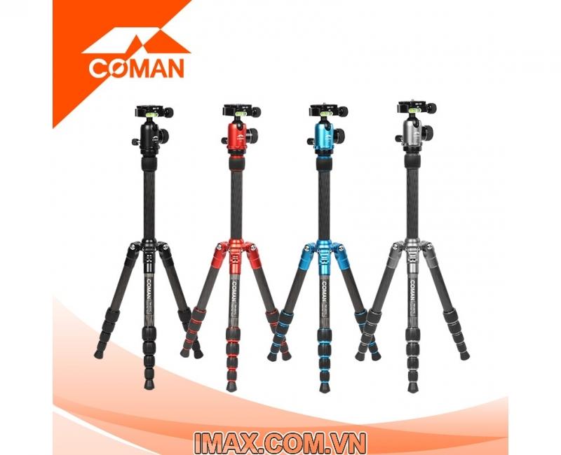 Chân máy ảnh Coman TM227CU0 2
