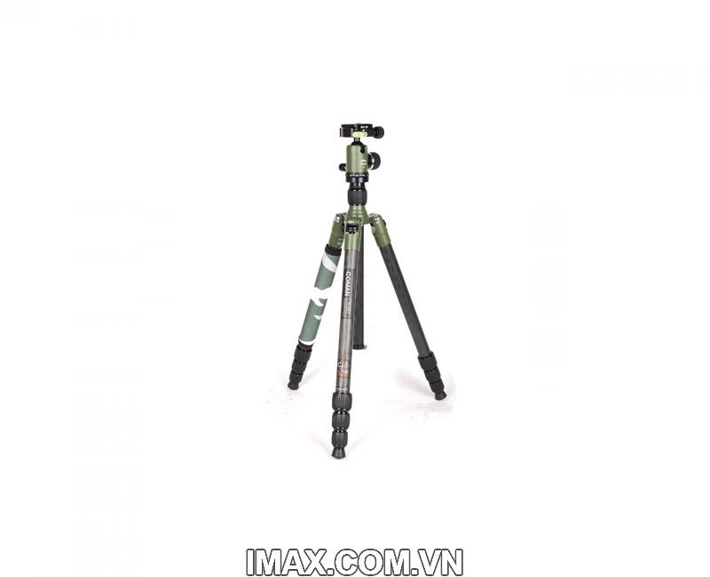Chân máy ảnh Coman TA140CTN0, Carbon 1