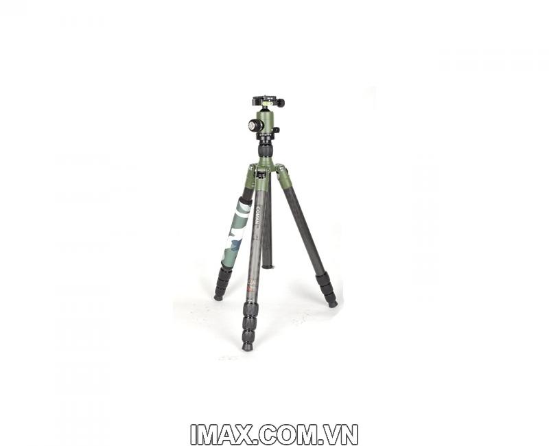Chân máy ảnh Coman TA240CTN1, Carbon 2