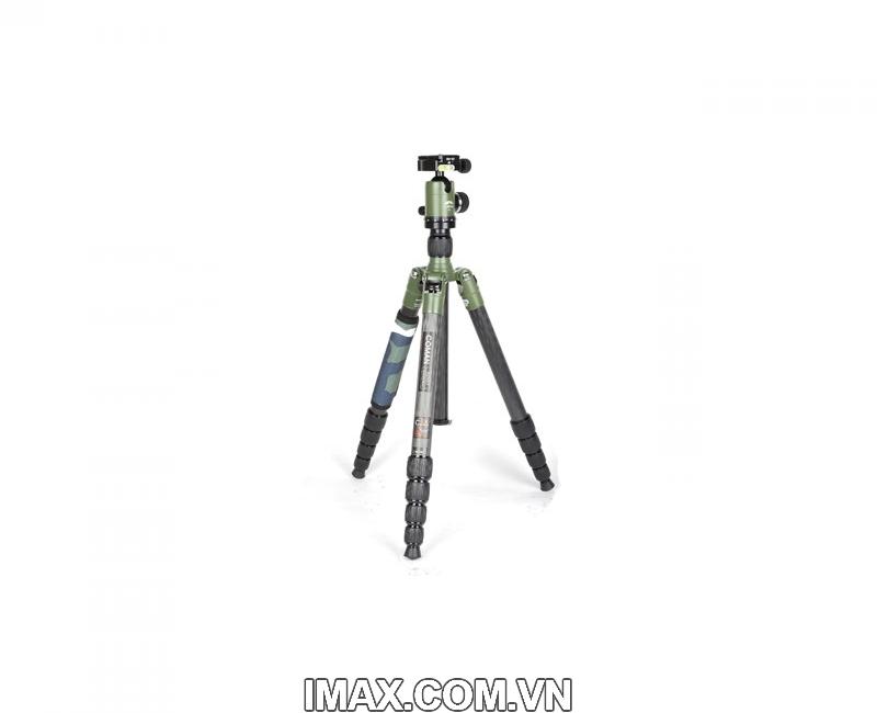 Chân máy ảnh Coman TA250CTN1, Carbon 1