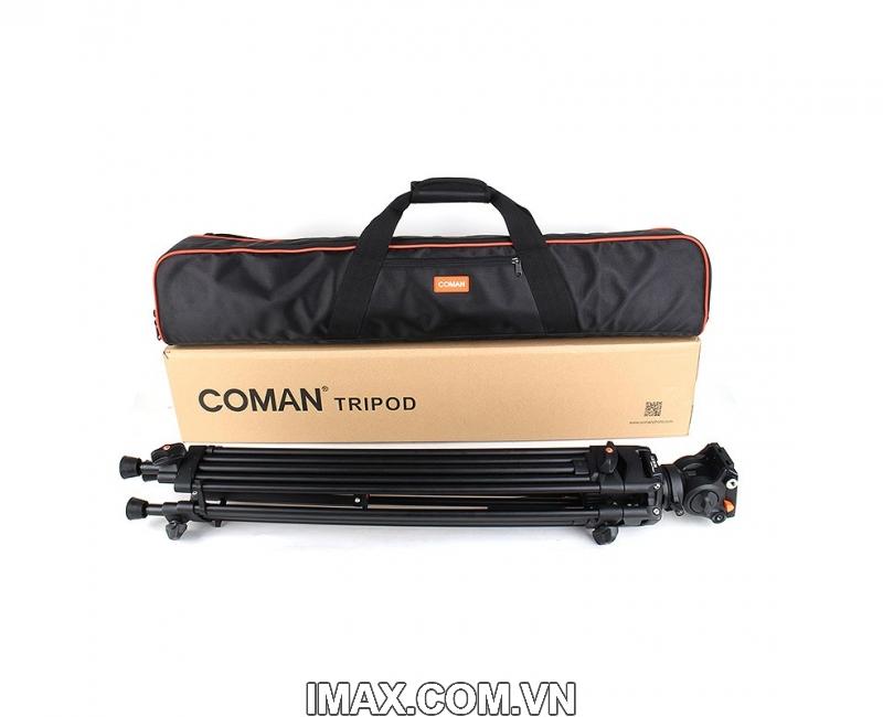 Chân máy quay Coman DX16L 3