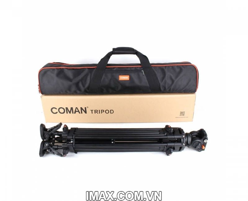 Chân máy quay Coman DX16 5