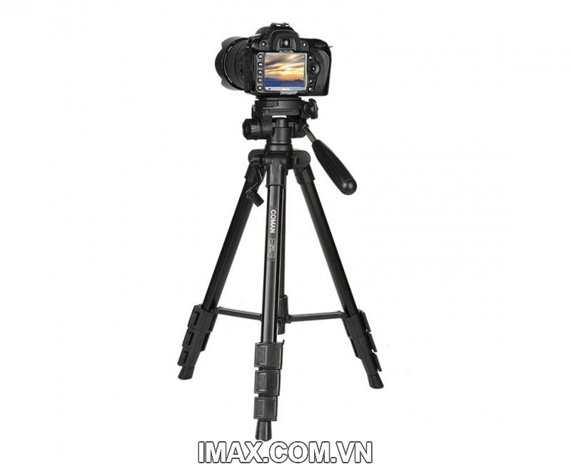 Chân máy ảnh Coman E800 2