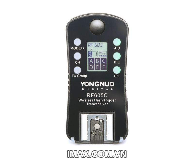 Yongnuo RF-605-C Wireless for Canon 3