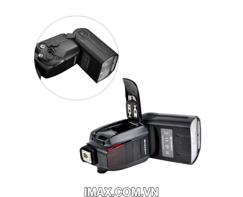 Đèn Flash SHANNY SN600N for Nikon 6