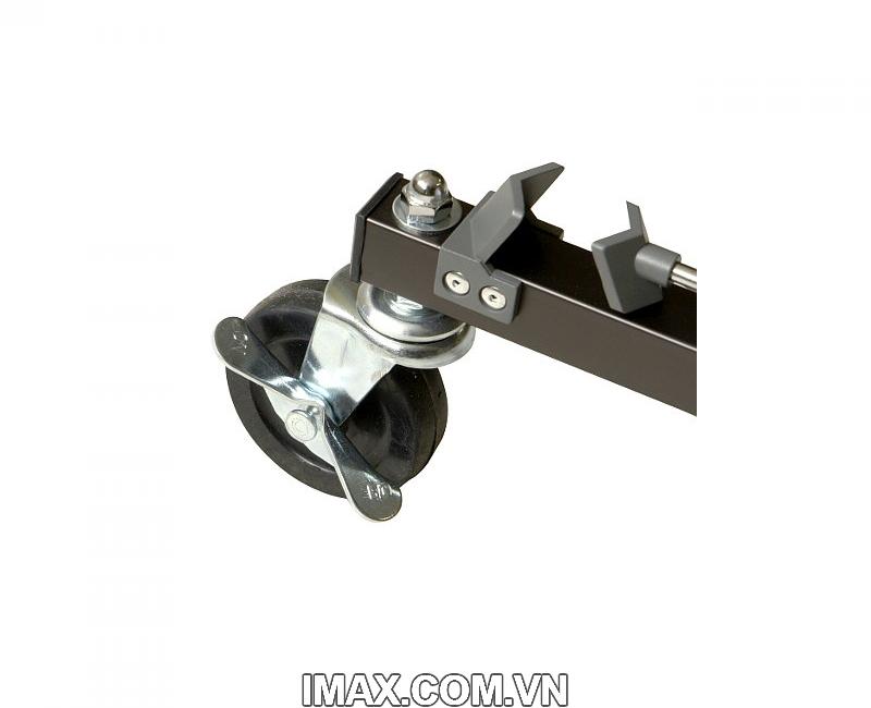 Chân máy quay Libec DL-2B, Bánh xe (dolly) dùng cho các dòng chân máy TH-650DV, TH-650HD, TH950DV, LS22 5