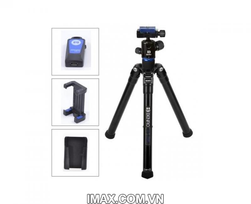 Chân máy ảnh Benro FIA09 (FIA09+BT01+MH1+BRM1) 2
