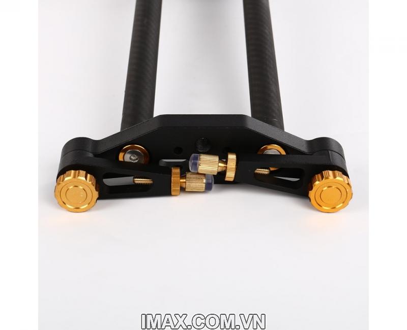 Thanh trượt Slider Coman CM-100, 1m Carbon 14