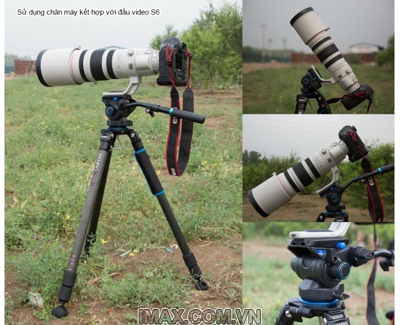 Chân máy ảnh Benro C3770TN 1