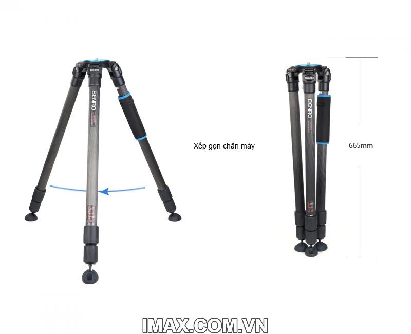 Chân máy ảnh Benro C3780TN 2
