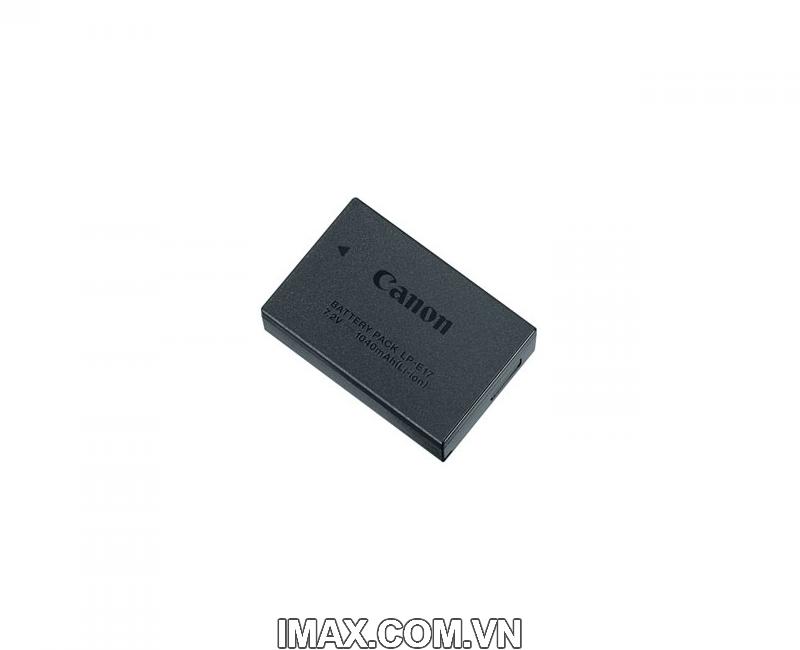 Pin Chính hãng Canon LP-E17 dùng cho CANON 77D, 750D, 760D, M3, M5 ,800D, M6, M3 1