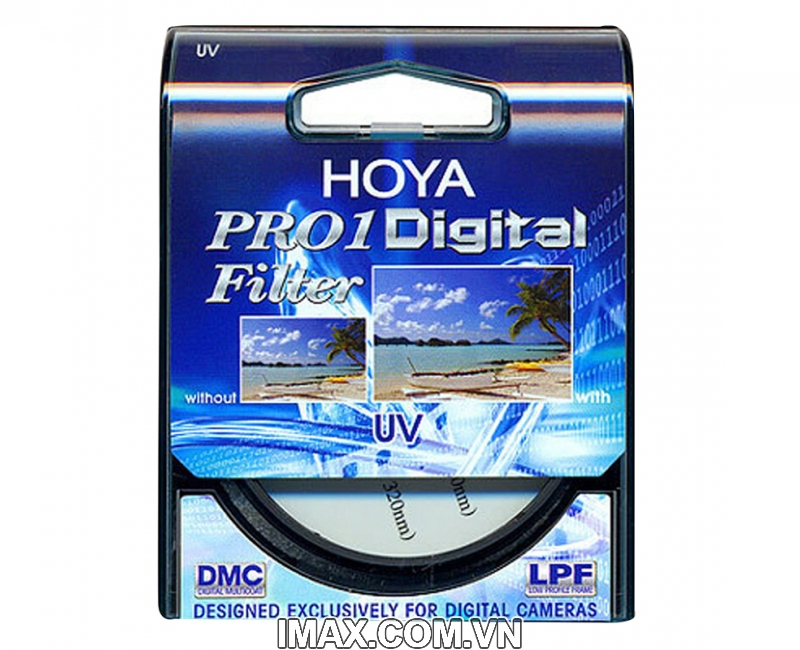 Kính lọc Filter Hoya Pro 1 D UV(0) 55mm 1