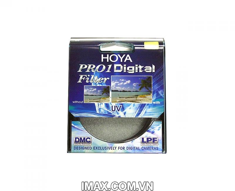 Kính lọc Filter Hoya Pro 1 D UV(0) 72mm 3
