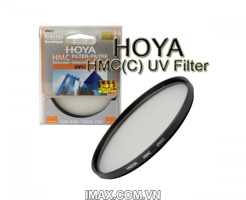 Kính lọc Filter Hoya HMC UV 52mm 4