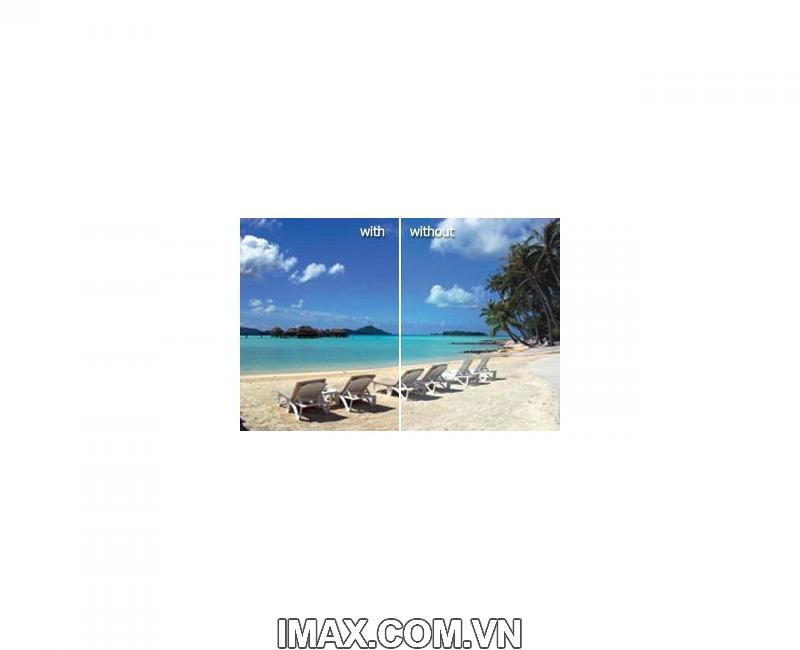 Kính lọc Filter Hoya HMC UV 58mm 7