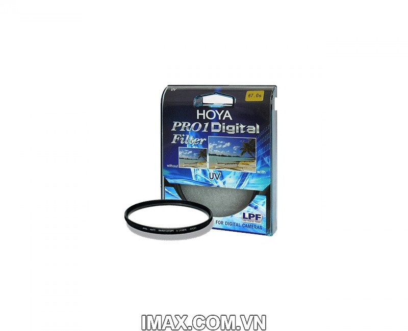 Kính lọc Filter Hoya Pro 1 D UV(0) 55mm 7