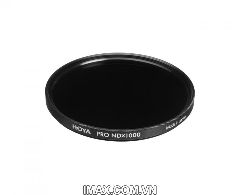 Kính lọc Filter Hoya Pro ND1000 82mm 2