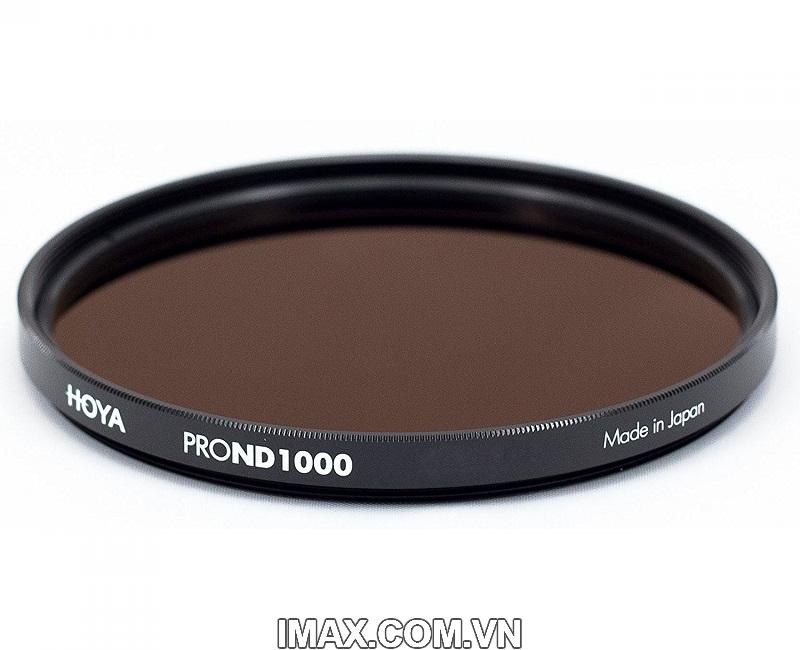 Kính lọc Filter Hoya Pro ND1000 82mm 8