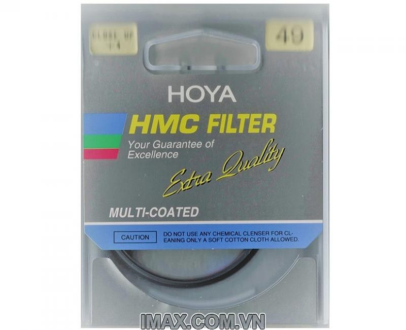 Kính lọc Filter Hoya Close up + 4 52mm 7