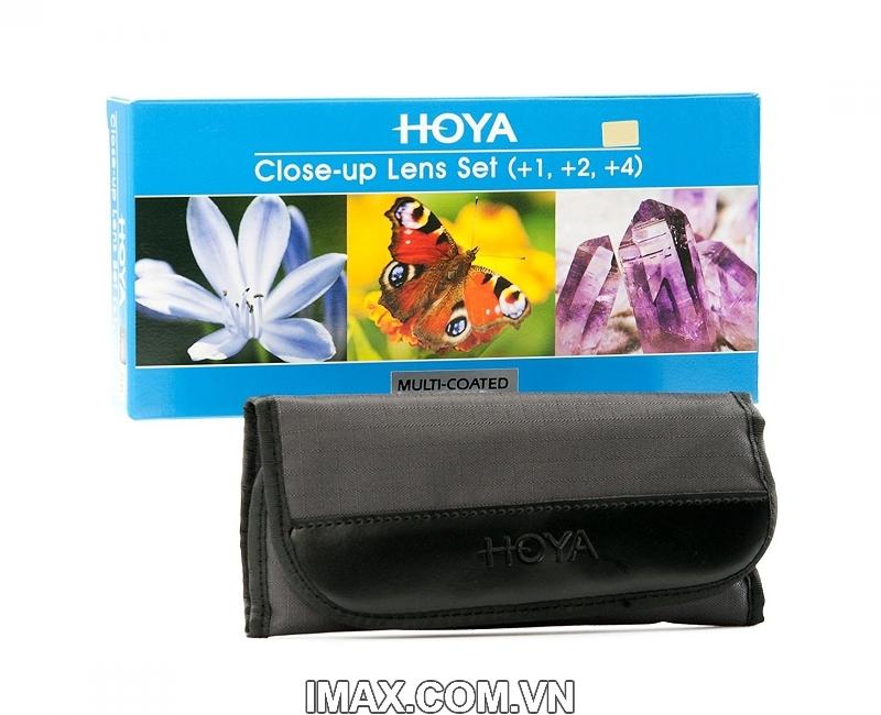 Kính lọc Filter Hoya Close up + 4 62mm 5