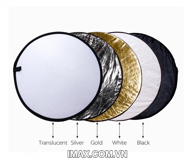Hắt sáng 5 in 1 tròn đường kính 110cm 3