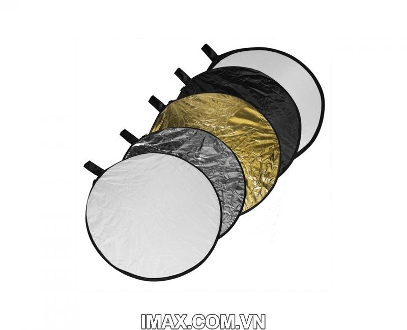 Hắt sáng 5 in 1 tròn đường kính 80cm 1