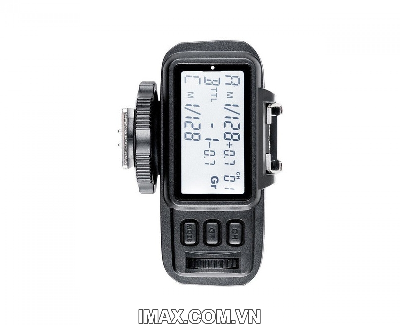 Godox X1T-F TTL Wireless Flash Trigger Kit for FUJIFILM(Hàng nhập khẩu) 3