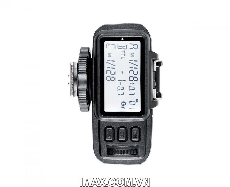 Godox X1T-O TTL Wireless Flash Trigger Kit for OLYMPUS(Hàng nhập khẩu) 3