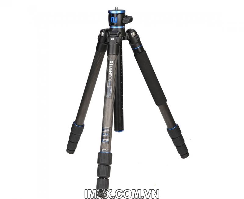 Chân máy ảnh Benro GC368T Go Travel Carbon Fiber Tripod 2