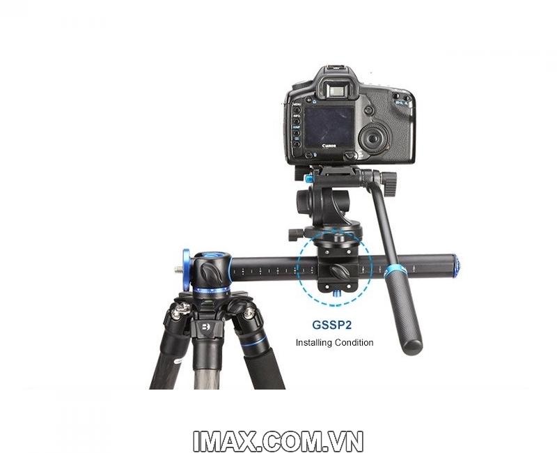 Chân máy ảnh Benro GC368T Go Travel Carbon Fiber Tripod 11