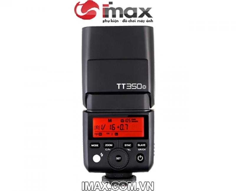 FLASH GODOX TT350O FOR OLYMPUS PANASONIC LEICA- HÀNG NHẬP KHẨU 2
