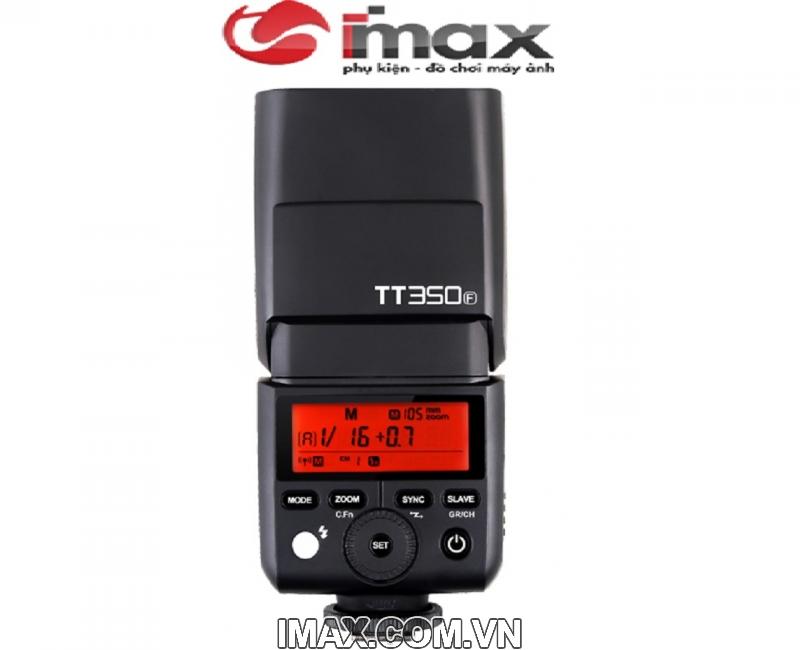 Flash Godox TT350F for Fujifilm -Hàng nhập khẩu 2