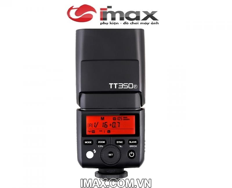 Flash Godox TT350F for Fujifilm -Hàng nhập khẩu 3