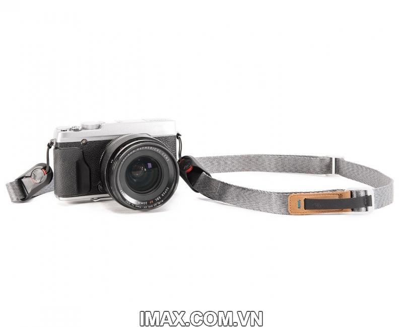 Dây máy ảnh Peak Design Leash, màu xám, site nhỏ 2