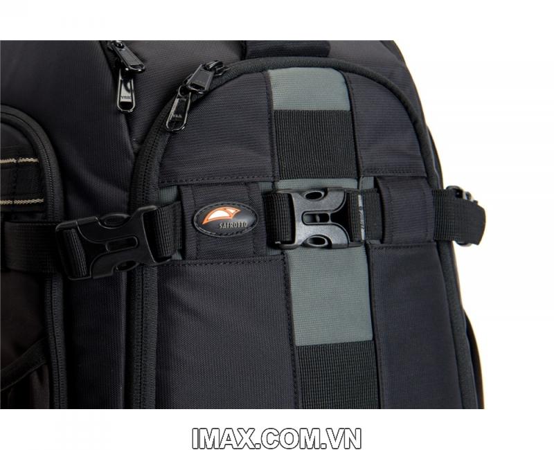 Balo máy ảnh Safrotto SM3030 Pro, thao tác nhanh 7