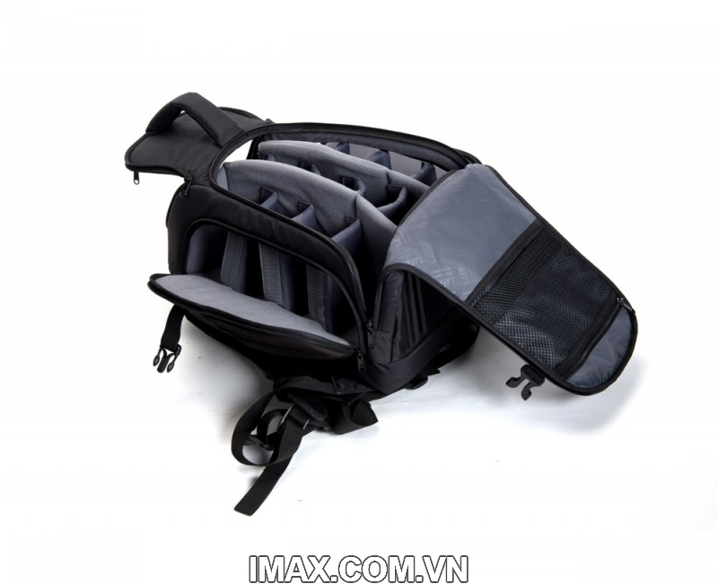 Balo máy ảnh Safrotto SM3030 Pro, thao tác nhanh 12
