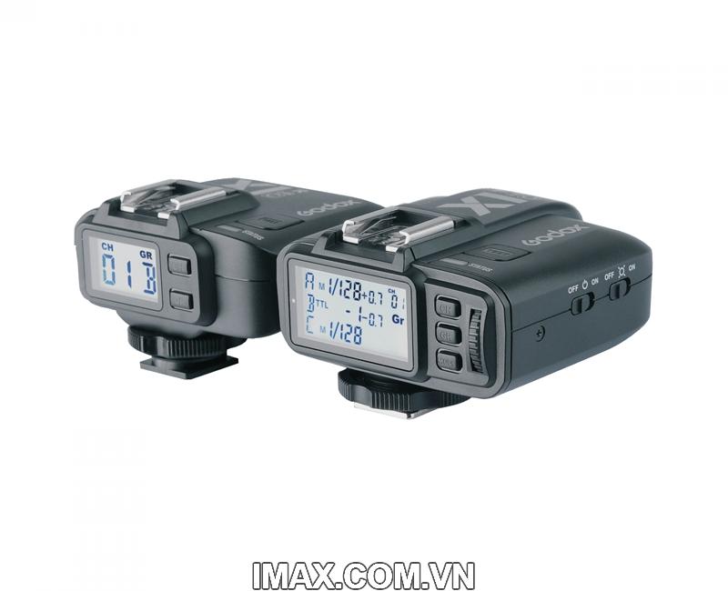 Godox X1T-S TTL Wireless Flash Trigger Kit for SONY(Hàng chính hãng Godox) 5