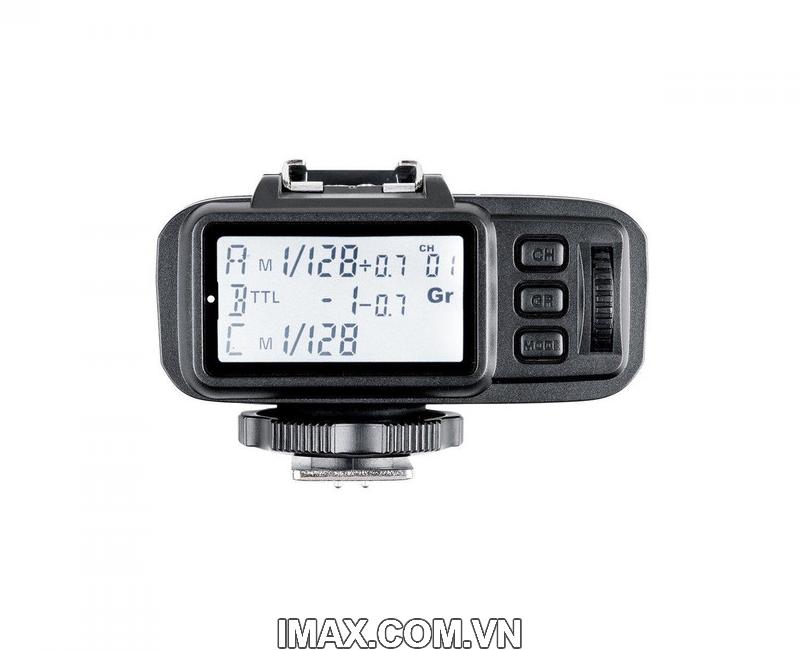 Godox X1T-N TTL Wireless Flash Trigger Kit for NIKON(Hàng chính hãng Godox) 3
