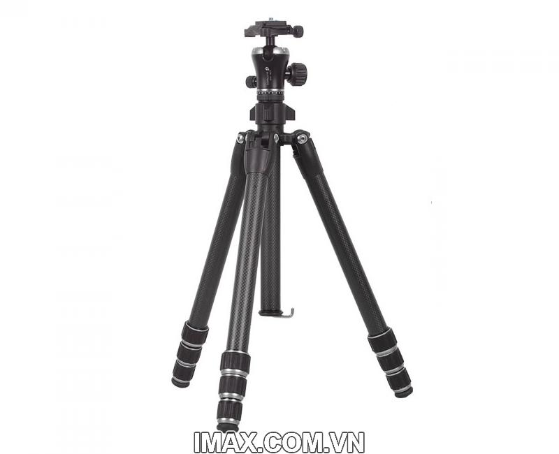 Tripod/ Chân máy ảnh Gizomos GP-26C4, Chân Carbon rẻ nhất 1