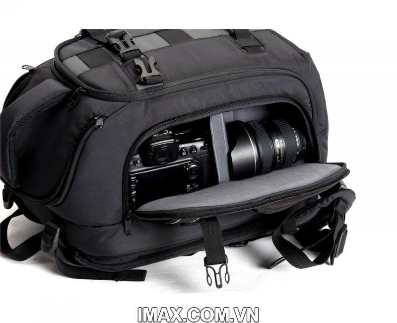 Balo máy ảnh Safrotto SM3030, thao tác nhanh 12