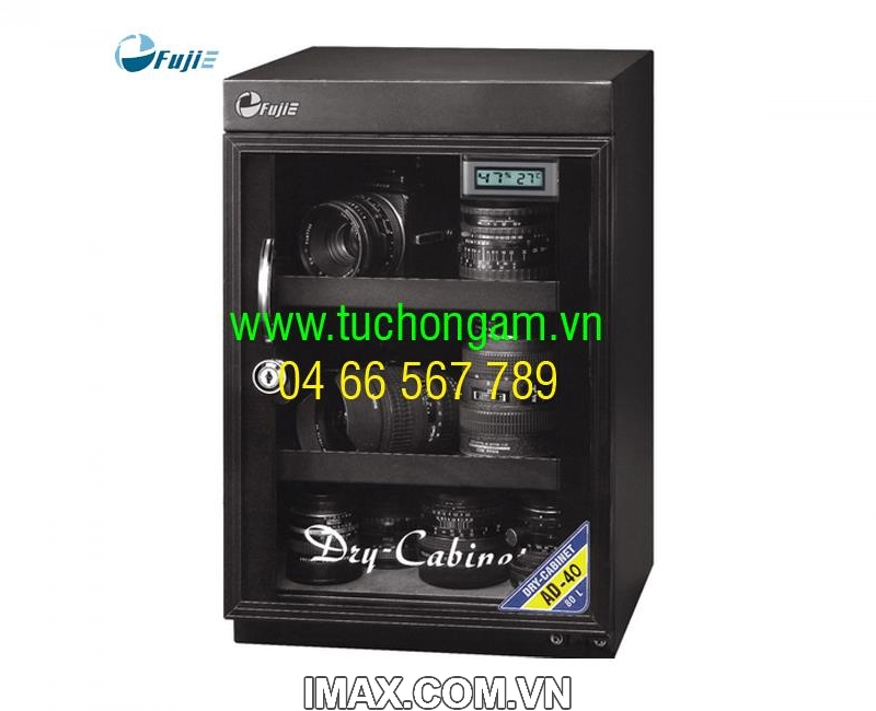 Tủ chống ẩm Fujie AD040 (Huitong AD-040) 1